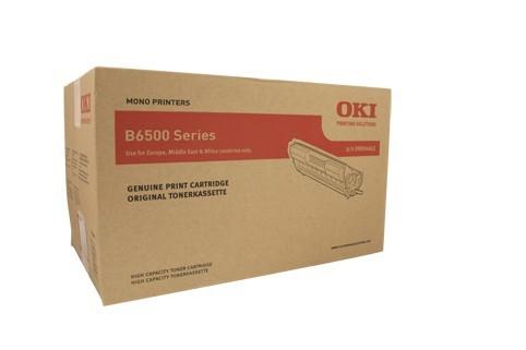 OKI B6500N / 6500DN Toner / Drum Cartridge