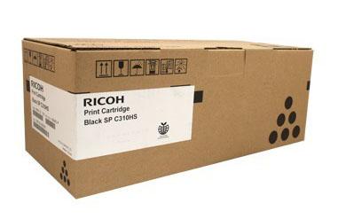 Ricoh / Lanier SPC312 Black Toner Cartridge